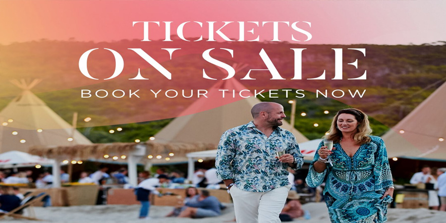 Gourmet Escape Tickets on Sale