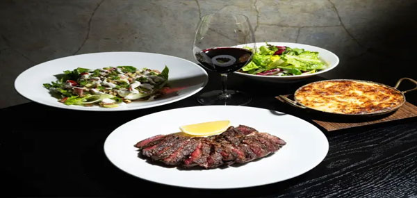 MFWF High Steaks at Rockpool Bar and Grill