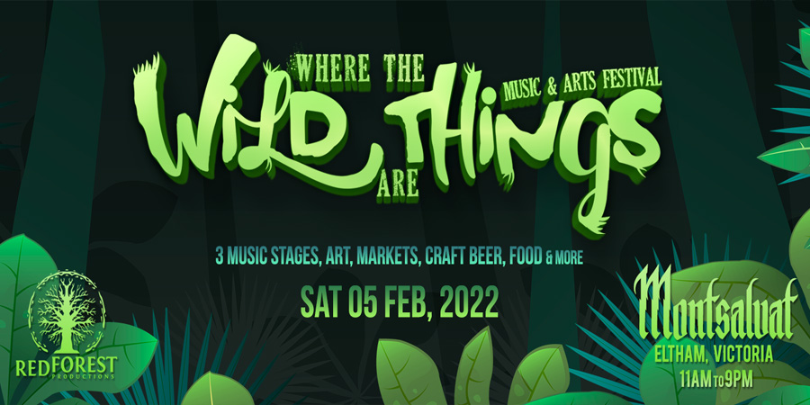 Where The Wild Things Are Music & Arts Festival